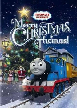 Thomas & Friends: Merry Christmas Thomas (DVD)