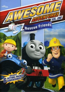 Awesome Adventures (DVD)