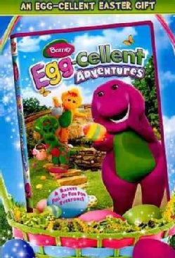 Barney: Egg-Cellent Adventures (DVD)
