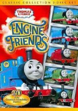 Thomas & Friends: Engine Friends (DVD)