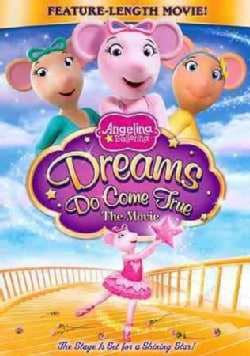 Angelina Ballerina: Dreams Do Come True (DVD)