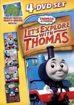 Thomas & Friends: Let's Explore with Thomas (DVD)