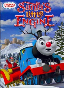 Thomas & Friends: Santa's Little Engine (DVD)