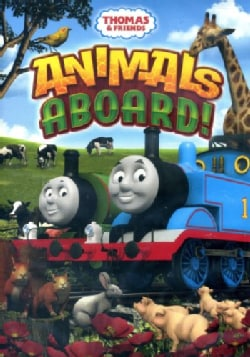 Thomas & Friends: Animals Aboard (DVD)