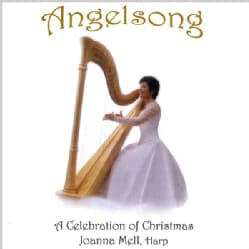 JOANNA MELL - ANGELSONG: A CELEBRATION OF CHRISTMAS