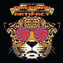 American Artifact: The Rise of American Rock Poster Art (DVD)