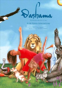 Kids Yoga Adventure (DVD)