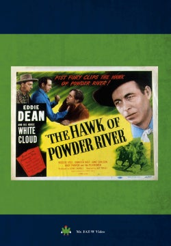 The Hawk Of Powder River (DVD)
