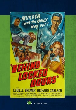 Behind Locked Doors (DVD)