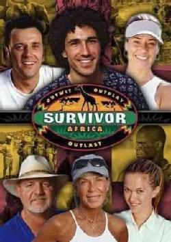 Survivor 3: Africa (DVD)