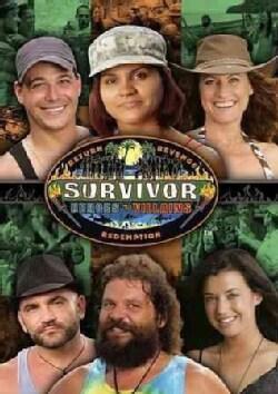 Survivor 20: Heroes Vs. Villains (DVD)