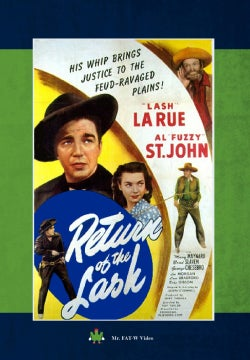 Return Of The Lash (DVD)