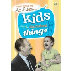 The Best Of Kids Say The Darndest Things Vol. 1 (DVD)