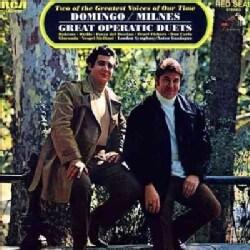 Various - Placido Domingo: Great Opera Duets