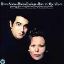 Various - Placido Domingo: Romantic Opera Duets