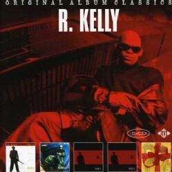 R. KELLY - ORIGINAL ALBUM CLASSICS