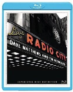 Live at Radio City Music Hall (Blu-ray Disc)
