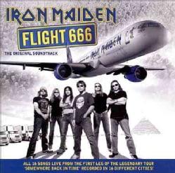 Iron Maiden - Flight 666 (OST)