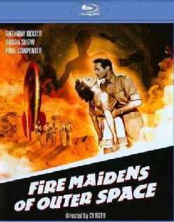 Fire Maidens of Outer Space (Blu-ray Disc)