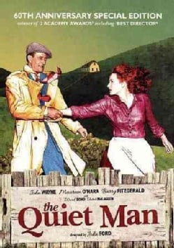 The Quiet Man (60th Anniversary Edition) (DVD)