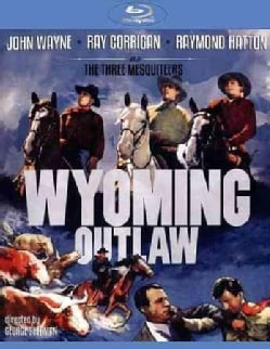 Wyoming Outlaw (Blu-ray Disc)