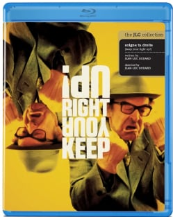 Keep Your Right Up! (Blu-ray Disc)