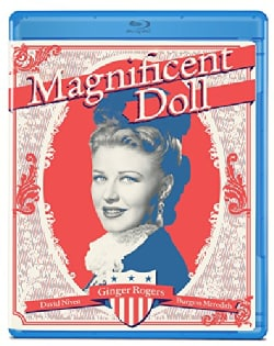 Magnificent Doll (Blu-ray Disc)