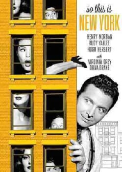 So This Is New York (DVD)
