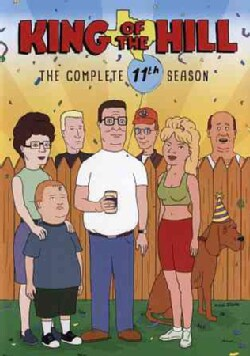 King of the Hill: Season 11 (DVD)