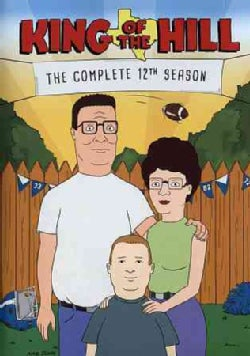 King of the Hill: The Complete 12th Season (DVD)