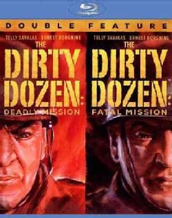 Dirty Dozen Double Feature (Blu-ray Disc)