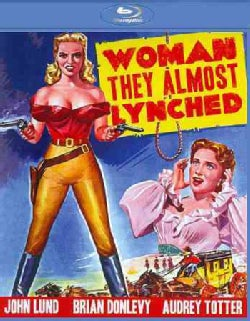 Woman They Almost Lynched (Blu-ray Disc)