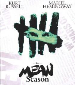 The Mean Season (Blu-ray Disc)