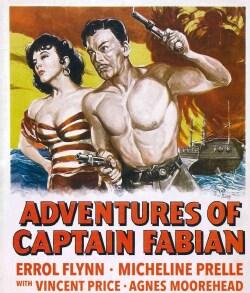 Adventures of Captain Fabian (Blu-ray Disc)