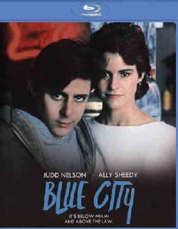 Blue City (Blu-ray Disc)