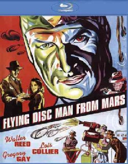 Flying Disc Man from Mars (Blu-ray Disc)