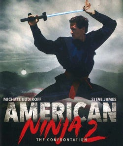 American Ninja 2: The Confrontation (Blu-ray Disc)