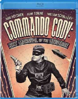 Commando Cody: Sky Marshal of the Universe (Blu-ray Disc)