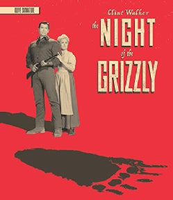 The Night of the Grizzly (Blu-ray Disc)