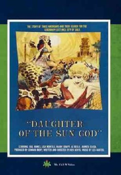 Daughter Of The Sun God (DVD)