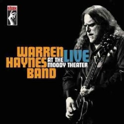 Warren Haynes - Live At The Moody Theater