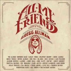 All My Friends: Celebrating The Songs & Voice Of Gregg Allman (Blu-ray Disc)