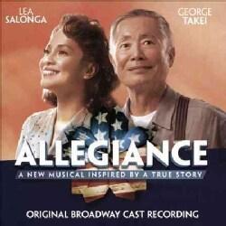 Original Broadway Cast - Allegiance (OCR)