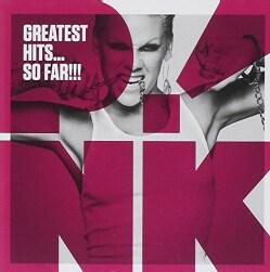 P!NK - GREATEST HITS SO FAR!!!