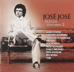 Jose Jose - Jose Jose Duetos Volumen 2