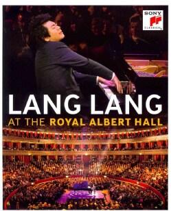 Lang Lang At The Royal Albert Hall (Blu-ray Disc)