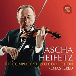 Jascha Heifetz - Jascha Heifetz: The Complete Stereo Collection