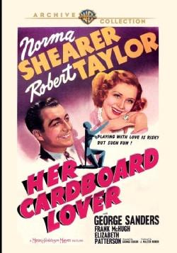 Her Cardboard Lover (DVD)