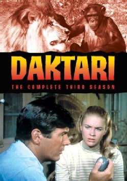 Daktari: The Complete Third Season (DVD)