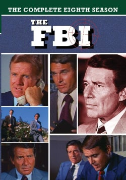 The FBI: The Complete Eighth Season (DVD)